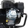 kraftvoller 4,0kW (5,44PS) Motor mit 196ccm Hubraum