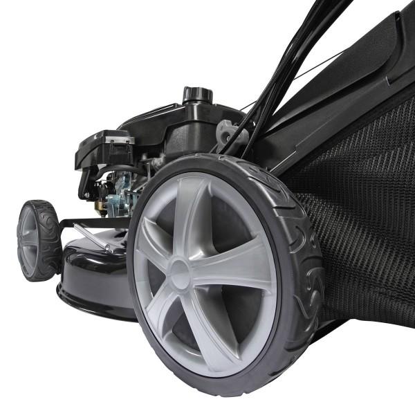 Big Wheeler Räder für einfaches Vorankommen